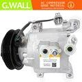 Для SCSA06C AC компрессор Toyota Yaris Vitz Echo 12v автомобильный компрессор 88310-52451 447180-8820 447180-9150 88320-52040
