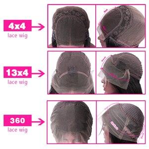 Image 3 - 360 레이스 정면 가발 브라질 바디 웨이브 가발 13x4 13x6 레이스 전면 인간의 머리가 발 흑인 여성을위한 Mstoxic 레미 헤어 가발
