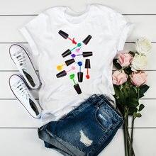 Одежда для женщин 2020 3d принт Акварельная краска красота топы