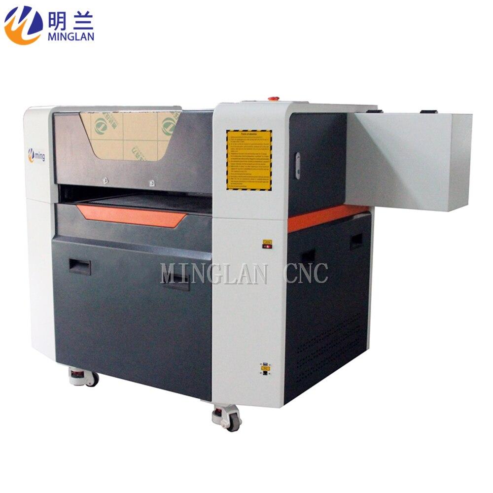 Laser-Engraving-Cutting-Machine For Acrylic Cloth Plywood Ruida 6445G 5030/6040