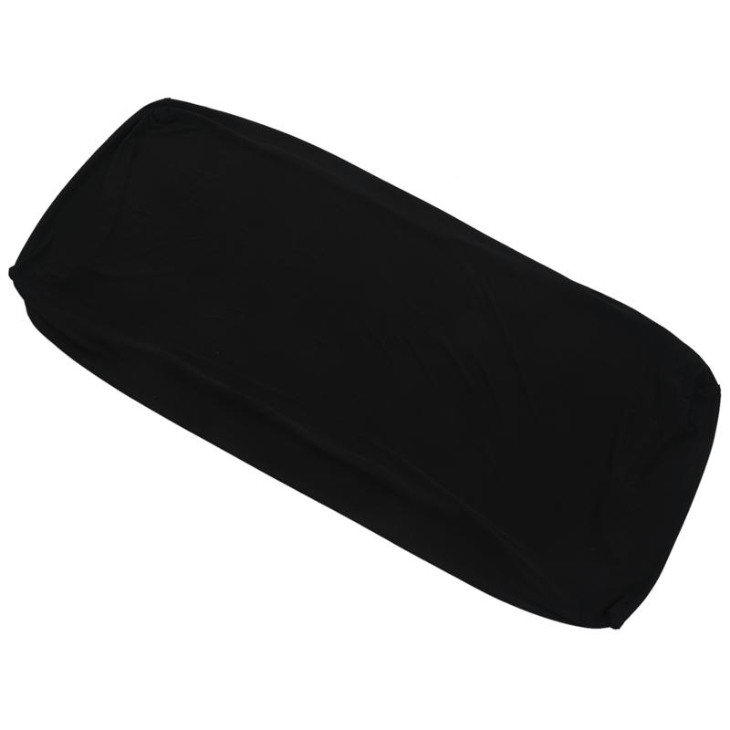 Stretchable Keyboard <font><b>Dust</b></font> <font><b>Cover</b></font> for 61 & 76 Key-keyboard: Best for all Digital <font><b>Pianos</b></font> & Consoles - Adjustable Elastic Cord; Ma image