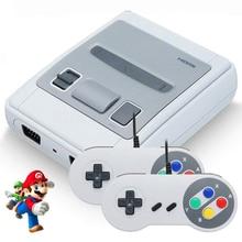 Mini TV Retro Game Console 8Bit Built-In 621 Classic Games HDMI Classic Game Console With Gamepad EU Plug Handheld Gaming Player