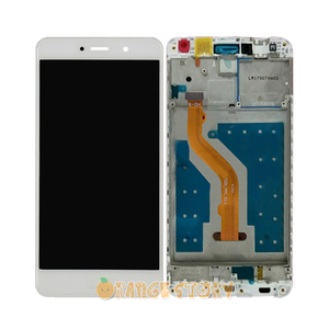 Image 4 - New LCD Display Screen For Huawei GW Metal NA TRT L53 TRT 53 Full LCD Display Touch Screen Monitor Sensor Glass Assembly Frame