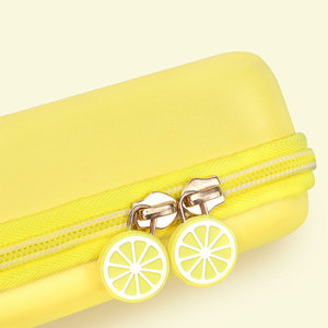 Image 5 - Portable Case Bag For Nintendo Switch Lemon Bag EVA Hard Cover Shell NS Storage Box For Nintend Switch Game Console Accessories