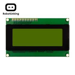 ЖК-дисплей 2004 Модуль 5 В V Yello Зеленый (синий) экран 20*4 lcd
