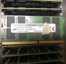 Micron 16 DDR4 ram GB 3200MHz 16GB 2RX8 PC4-3200AA-SE1-11 16 ddr4 3200 gb de memória portátil