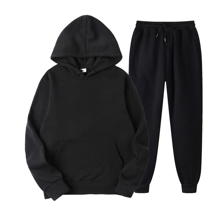 Костюм женский спортивный Toppies, флисовая толстовка, спортивные штаны, одежда в стиле Харадзюку 2