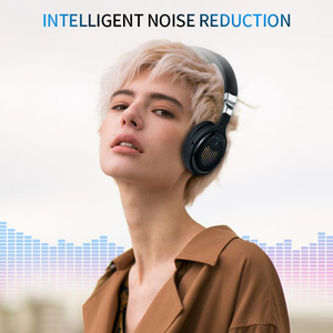Image 5 - Wireless Gaming Headsets Bluetooth V4.2 Foldable HD Stereo Headphone Intelligent Noise Canceling Headphones Support TF Card