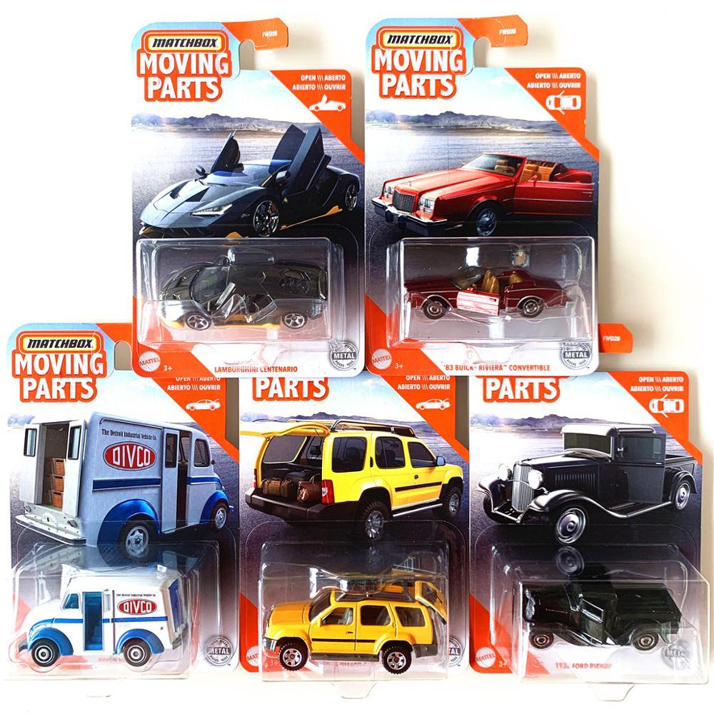 2020 Matchbox 1/64 Car Lamborghinis Centenario Ford Pickup  Moving Parts Collection Metal Diecast Car Alloy Model Car Toys