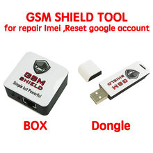 LATEST GSM SHIELD DONGLE GSM SHIELD BOX for repair Imei ,Reset google account(China)