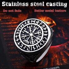 Beier caráter de aço inoxidável geometria thor martelo mjolnir viking anel para o presente do homem punk rock jóias presente menino BR8-522