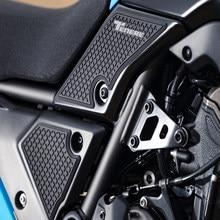 Autocollants latéraux antidérapants pour réservoir de carburant de moto 2019 2020, tampon étanche en caoutchouc autocollant pour YAMAHA Tenere 700 T700 XTZ 700