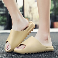Platform Sandals Bottom-Serrated-Sole Non-Slip Thick Summer Women Ladies Home Bathroom
