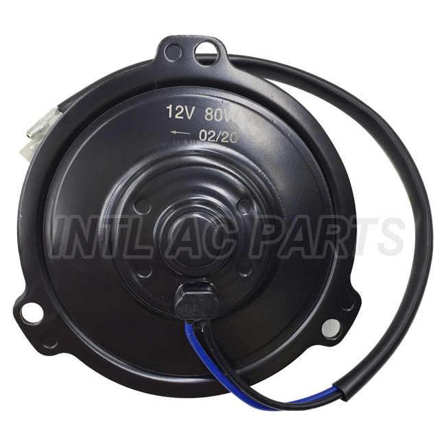 12V/24V אוניברסלי אוטומטי AC מזגן הקבל מאוורר מנוע