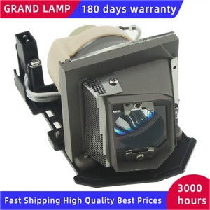 Image 1 - BL FP190B High Quality bulbs P VIP 190/0.8 E20.8 projector lamp with housing for Optoma X301 DX3246 DW326e H180x