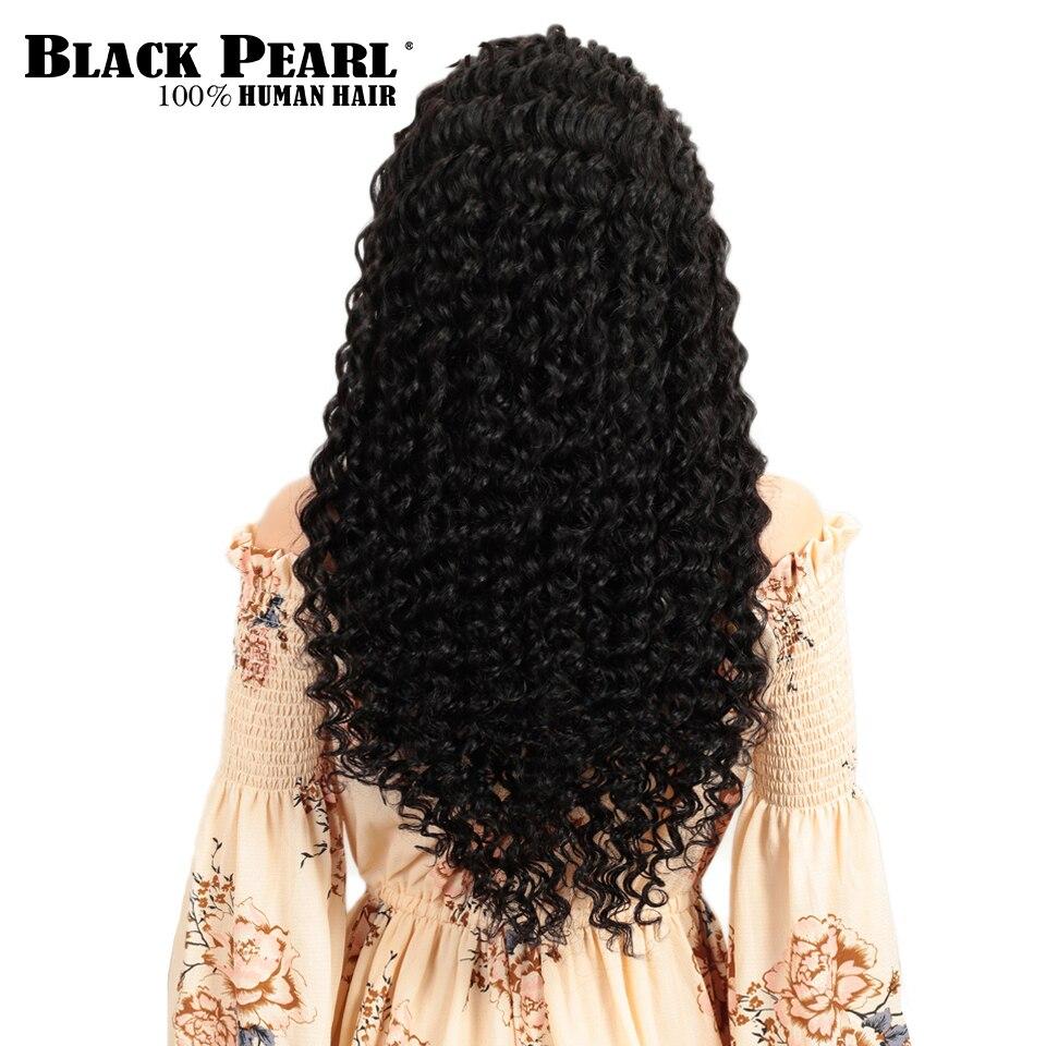 laço 150% densidade perucas de cabelo humano para preto
