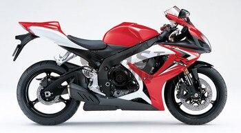 9FastMoto Motorcycle Decals Sticker for suzuki 2006 2007 GSX-R600 GSX-R750 K6 06 07 Motorbike Racing FairingDecal