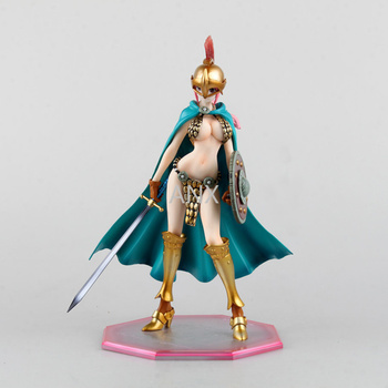 24CM One Piece Rebecca Figure PVC Action Anime New Collection figures toys Collection Gift Swordsman Figure