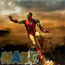 Marvel Avengers Endgame MK85 Iron Man 1/10 PVC Action Figure Model Toys Collection Anime Figure Toys Model gifts 26cm