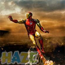 Marvel Avengers Endgame MK85 Iron Man 1/10 PVC Action Figure Model Toys Collection Anime Figure Toys Model gifts 26cm