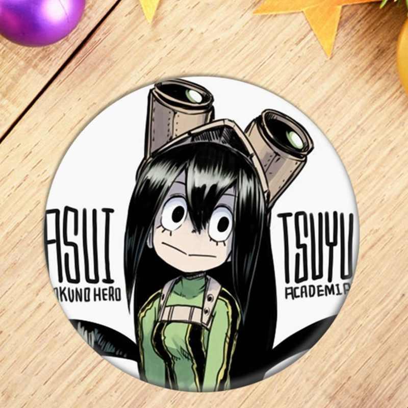 """Boku no Hero Academia/My Hero Academia znaczek przypinka przycisk 2.3"""""""