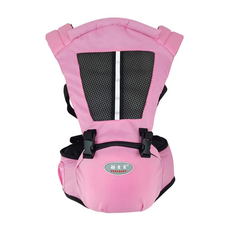 Four Seasons Multi-functional Breathable Shoulder Baby Carrier Baby Waist Stool Wholesale Maternal And Child Supplies