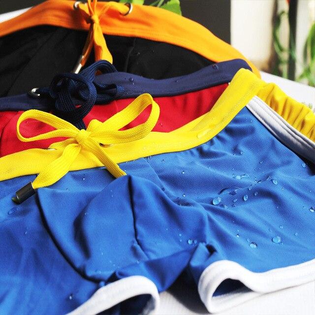 2020 hommes slip De natation Maillot De Bain homme Maillot De Bain Homens Maillot De Bain garçon Maillot De Bain Maillot De Bain eau Gay hommes costume caleçon