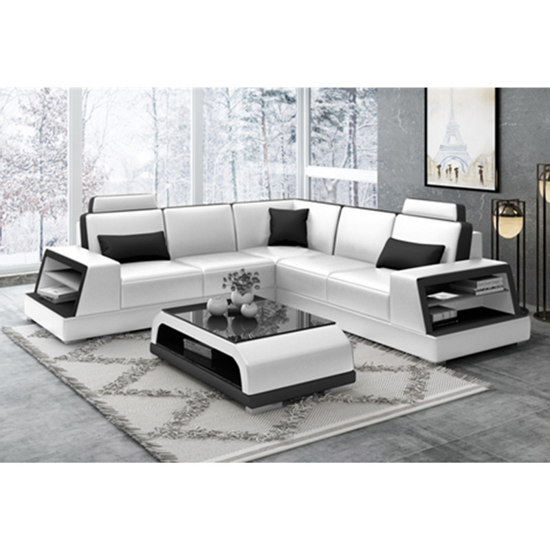 Furniture Set Luxurious House In Living Room Sofas Small L Shaped Leather Sofa Furniture Market Sale Living Room Sets Aliexpress