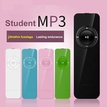Портативный Usb мини Mp3 музыкальный плеер Поддержка Micro Sd Tf карта обучения спортивный MP3-плеер