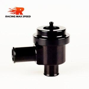 Image 2 - Auto Ricircolo Deviatore 20V 1.8T 25 millimetri blow off valve turbo bov valvola di scarico per VW GOLF BORA PASSAT GTI BOV 007 BK