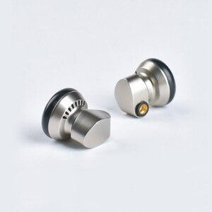 Image 1 - Yincrow RW 1000 3.5mm Flagship Earbud HIFI Metal CNC Earphone 15mm  Dynamic BK MX980 PK2 EBX ST 10 RW1000 Detachable MMCX Cable
