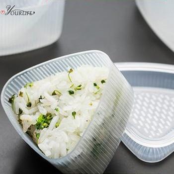 OYOURLIFE-Juego de 2 unidades de cocina japonesa para hacer Sushi, molde de...