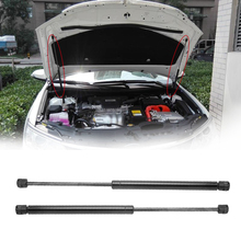 цена на Front Hood Lift Support For Jaguar X-Type 2002 2003 2004 2005 2006 2007 2008 Gas Spring Rod Arm Shocks Strut Bars Damper 1 Pair