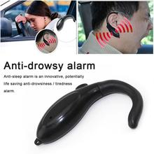 Car Driver Sleepy Reminders Anti-Sleep Alarm Drowsy Alarm Sound Keep Awake for Anti Sleep Drivers Security Guard Car Anti Sleep