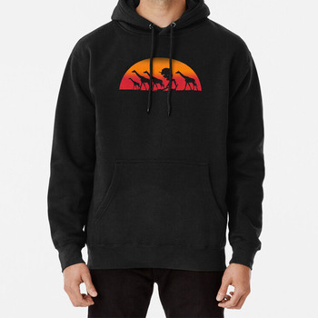 Scout Herd Hoodie Sunset Africa At St All Terrain Scout Transport Chicken Walker Scout Transport Scout Walker Tatooine Galatic фото