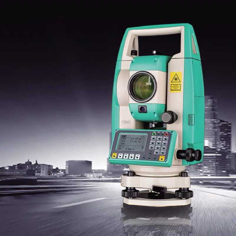 NEW total station Ruide RTS 822R6X Reflectorless  600m  total station Theodolites     - title=