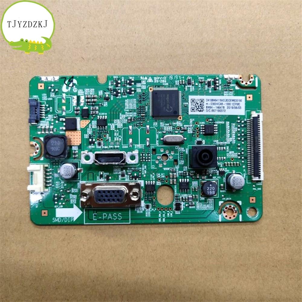 Good Test Work For Samgsung LS24D360HL/XF Drive Board BN41-02175A=BN41-02175D 02175B S24D391HL BN97-08314V 14647b SD390_1A1H_EAR