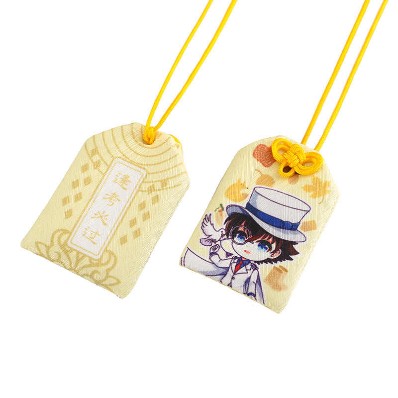 [MYKPOP] นักสืบ CONAN KID Phantom Thief Talisman ป้องกัน Amine แฟน Colleection SC20051626