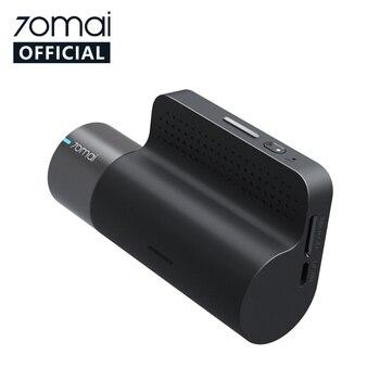 Original 70mai Mini Dash Cam 70 MAI Mini Car Recorder 1600P Superior Night Vision Free Wifi Mini Car DVR APP Control multi DVR