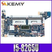 Akemy para lenovo thinkpad e490 e590 notebook placa-mãe NM-B911 cpu i5-8265U ddr4 testado 100% trabalho fru 5b20v80725 5b20v80723