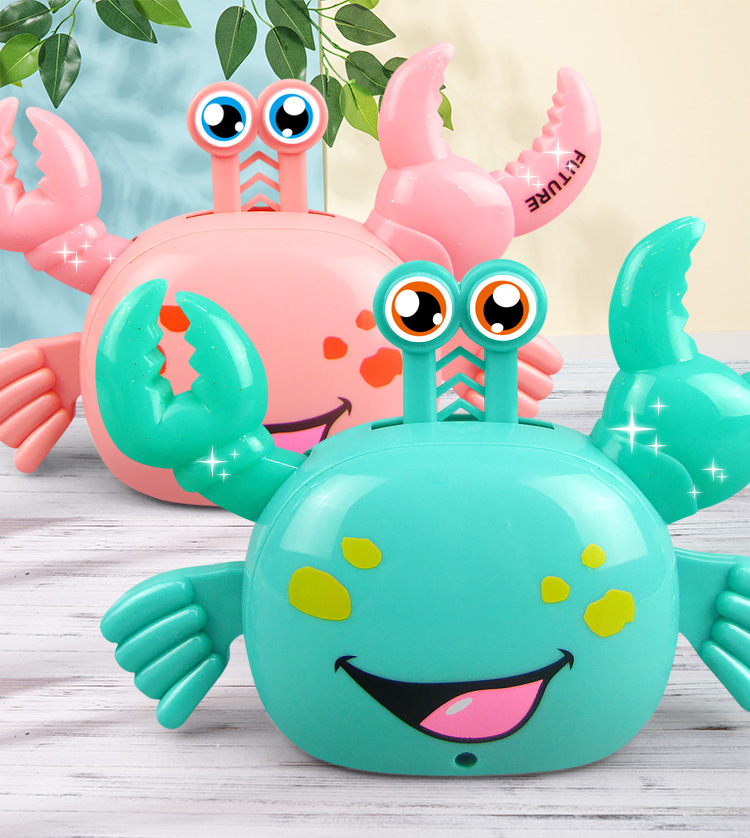 Walking Crab Toy for Baby Cute Crab Toys Best Birthday Gifts for ...