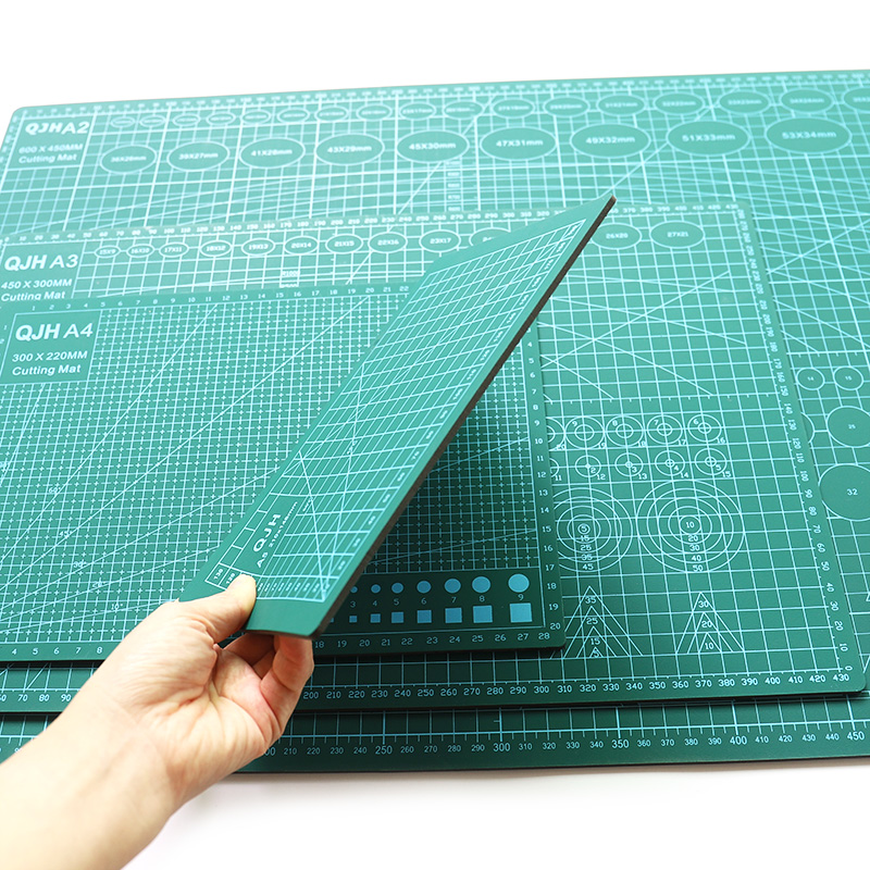 Professional PVC Cutting Pads A1 A2 A3 A4 A5 Cutting Board DIY Leather Craft Carving Punching Essential PVC Mat Supplies Tool-3