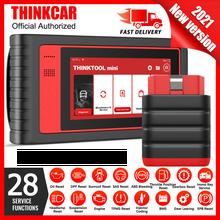 THINKCAR Mini escáner automotriz Thinktool, herramienta de diagnóstico de coche, reinicio de aceite ABS, codificación ECU, prueba activa, escáner profesional OBD 2