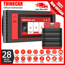 THINKCAR Thinktool Mini Scanner automobilistico olio ABS Reset strumento diagnostico auto codifica ECU Test attivo OBD 2 Scanner professionale