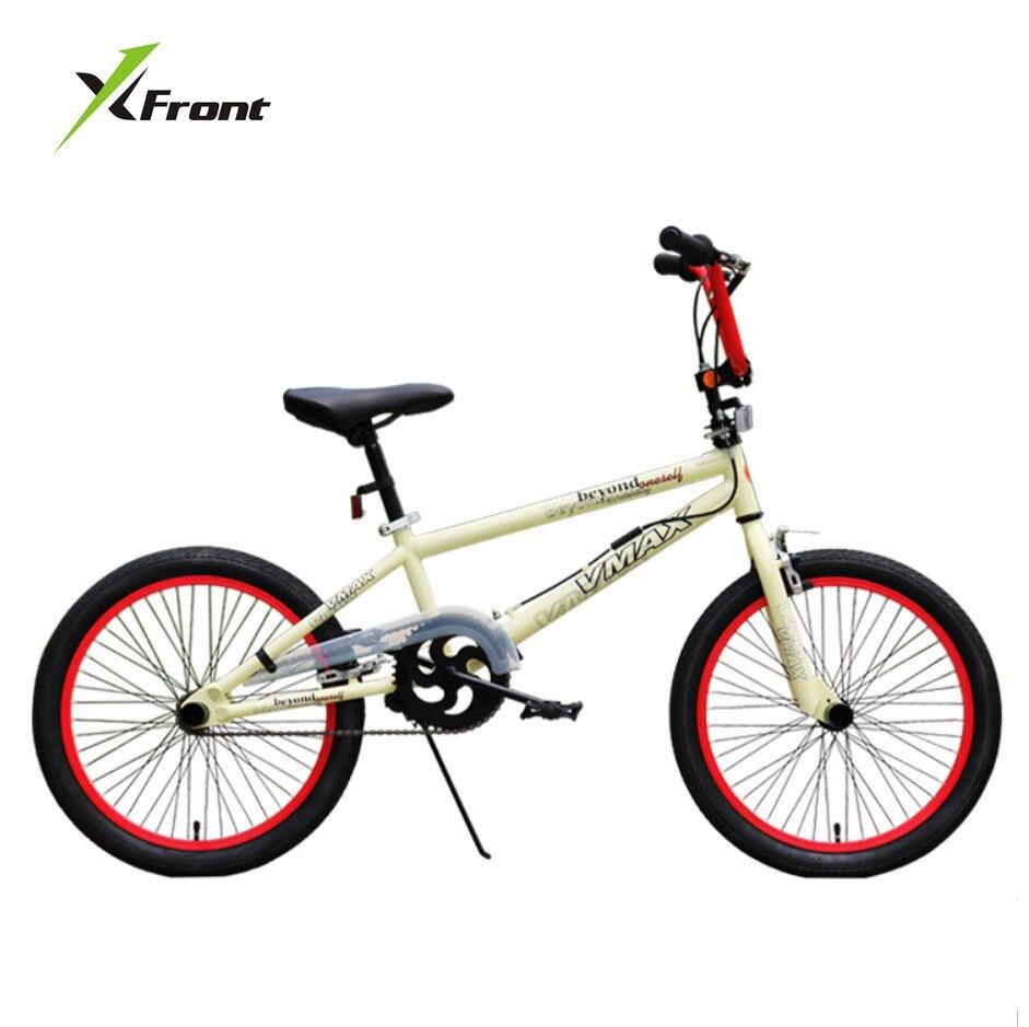 New Brand BMX Bike 20 Inch Wheel Carbon Steel Wheel Extreme Fancy Stunt Bicycle Street Performance Bicicleta