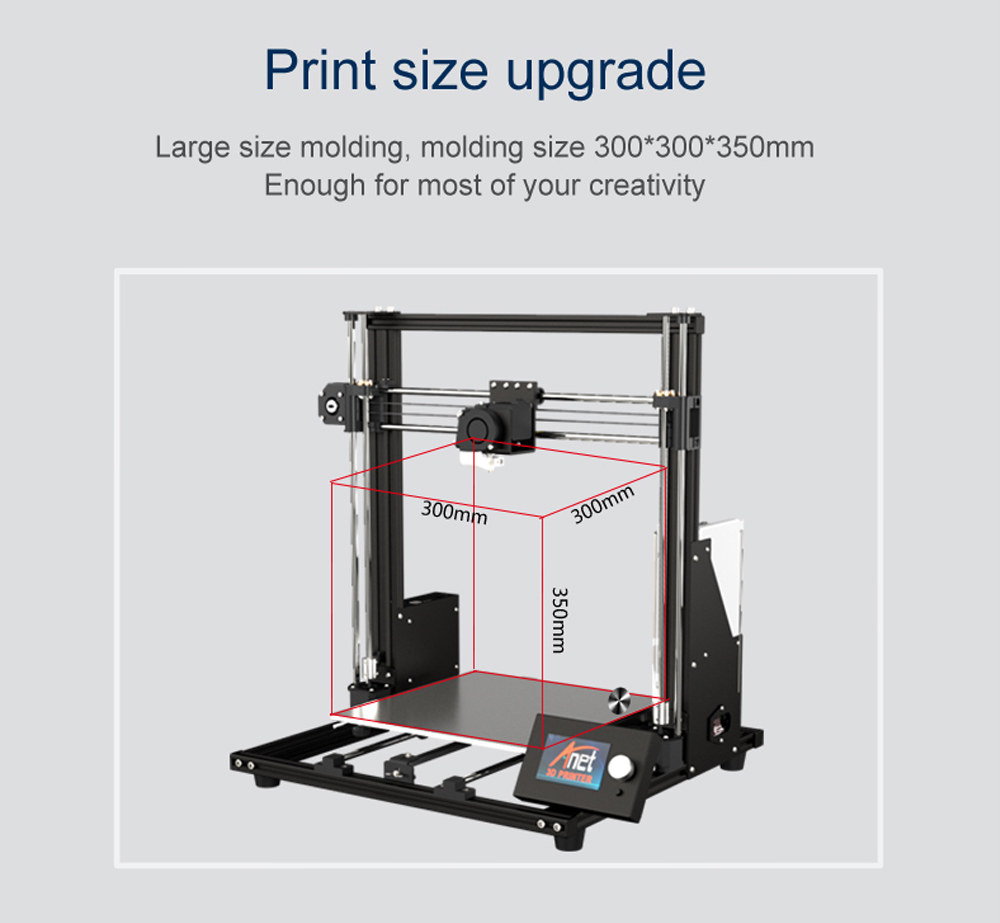 A8-Plus 3D Printer 05-01