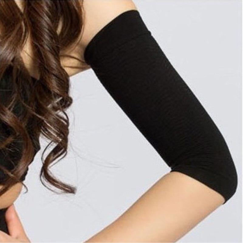 1 пара, утягивающая, компрессионная форма для рук, пояс для похудения, верхняя часть помогает тонизировать женские цели, целлюлитный формиро...