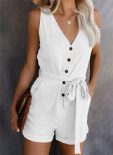 2021 Summer New European And American Women's Short Sexy Backless Strappy Waist V-Neck Polyester Women's Dress Suspender Dress