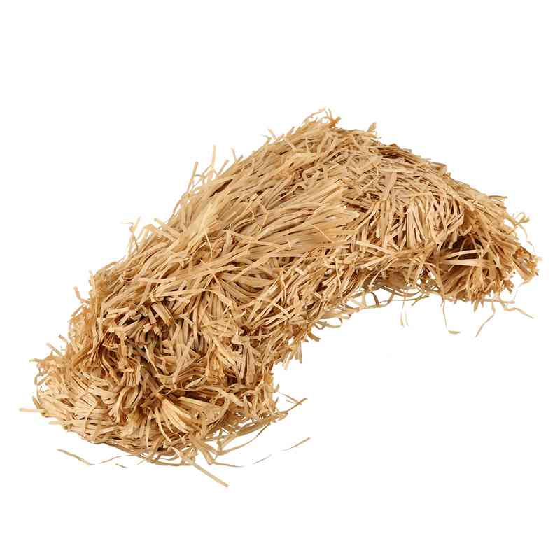 Luxury Shredded Paper Hamper Fill Basket Filler Shred Gift Filling Tissue 200g Kraft Paper