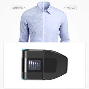 Image 5 - מתקפל נייד ברזל קומפקטי Touchup ומושלם מיני חשמלי מתקפל נסיעות ברזל מתקפל ברזל עבור צווארון זרוק/ספינה